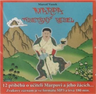 CD-Marpa, Tibetský rebel - Vanek Marcel