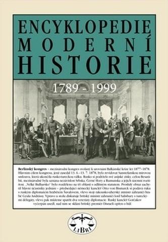 Encyklopedie moderní historie - Marek Pečenka a kol.