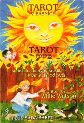 Tarot v básních - Tarot Poems - Watson, Willie; Brožová, Marie