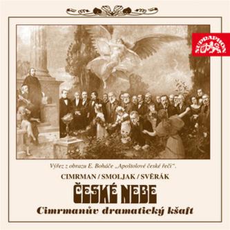 CD-České nebe aneb Cimrmanův dramatický kšaft - Cimrman Jára