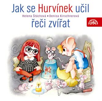 CD-Jak se Hurvínek učil řeči zvířat