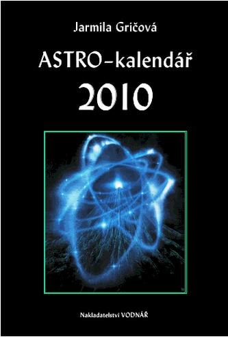Astro-kalendář 2010 - Gričová Jarmila