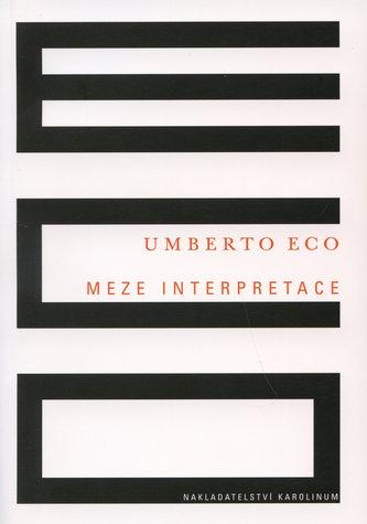 Meze interpretace - Umberto Eco