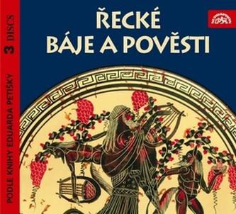 CD-Řecké báje a pověsti