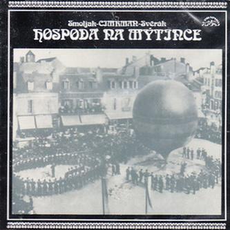 CD-Hospoda na mýtince - Smoljak Ladislav