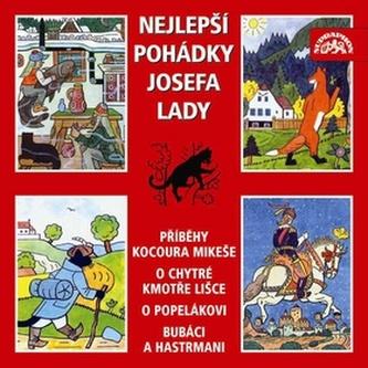 Nejlepší pohádky Josefa Lady - Josef Lada