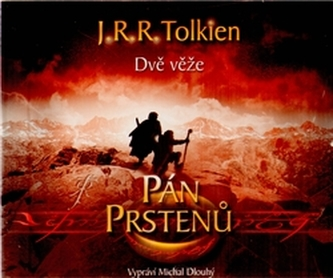 Pán prstenů 2 - Dvě věže - J. R. R. Tolkien