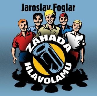 CD-Záhada hlavolamu - Foglar Jaroslav