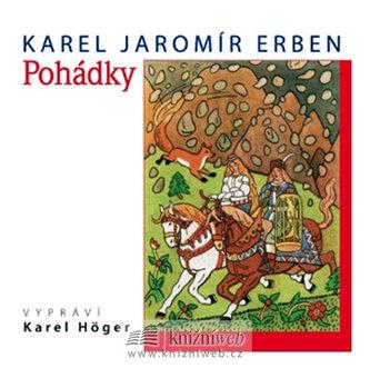 CD-Pohádky - Erben Karel Jaromír