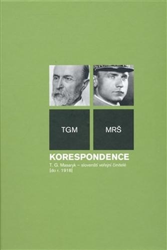 Korespondence - Tomáš Garrigue Masaryk