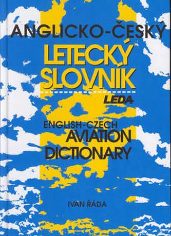 Anglicko-český letecký slovník - Ivan Řáda