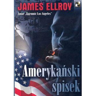 Amerykański spisek - Ellroy James