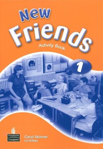 New Friends 1 Activity Book - Skinner Carol, Kilbey Liz