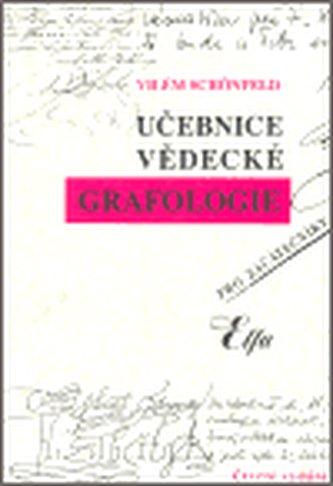 Učebnice vědecké grafologie - Schönfeld Vilém