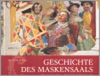 Geschichte des Maskensaals im Schloss Český Krumlov - Michal Tůma