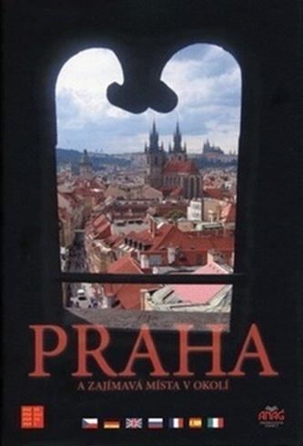 Praha a zajímavá místa v okolí - Petr Pelech