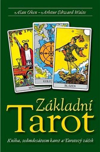 Základní tarot (kniha + karty) - Oken Alan