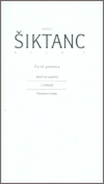 Dílo 7 - Paralipomena - Šiktanc Karel