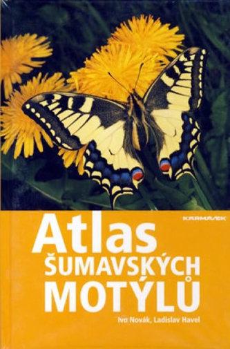 Atlas šumavských motýlů - Havel Ladislav