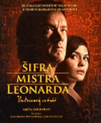 Šifra mistra Leonarda - ilustrovaný scénář - Brown Dan