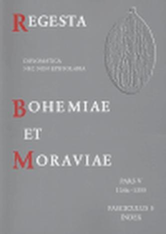 Regesta Bohemiae et Moraviae V/5