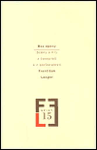 Bez opony - František Langer