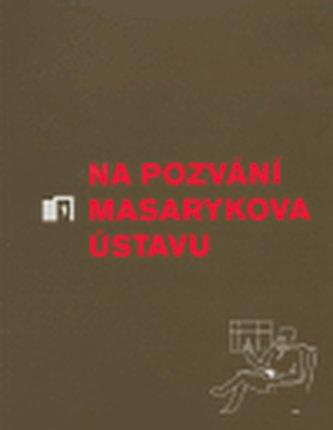 Na pozvání Masarykova ústavu