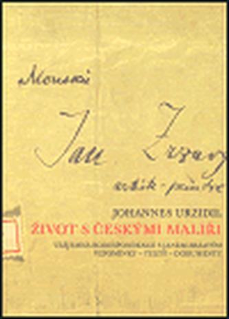 Život s českými malíři - Johannes Urzidil