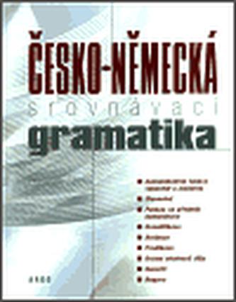 Česko-německá srovnávací gramatika - Štícha František