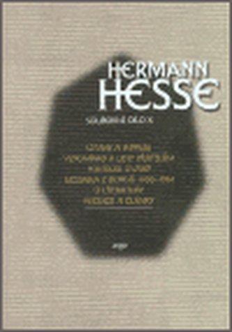 Úvahy a imprese, Vzpomínky a listy přátelům, Politické úvahy, Mozaika z dopisů 1930-1961: o literatuře, recenze a články - Hermann Hesse