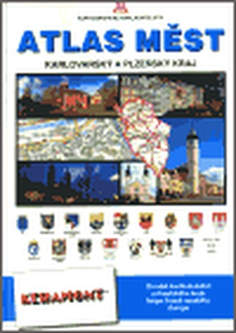 Atlas měst - Karlovarský a Plzeňský kraj 2002