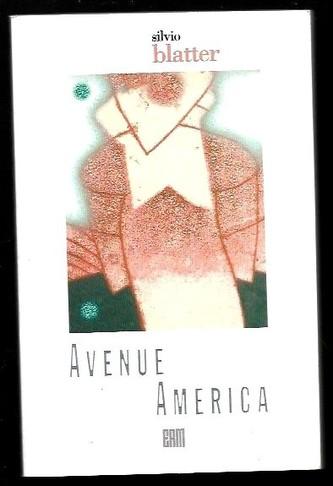 Avenue America - Silvio Blatter