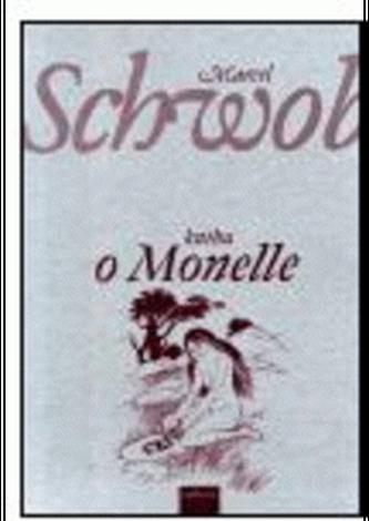 Kniha o Monelle - Schwob Marcel