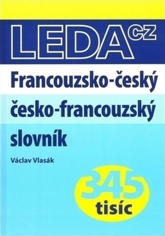 Francouzsko-český, česko-francouzský slovník - V. Vlasák