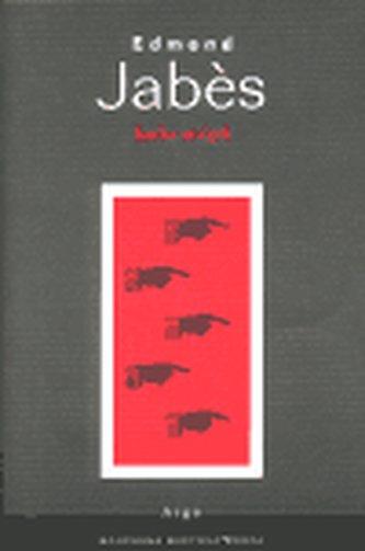 Kniha otázek - Jabés Edmond