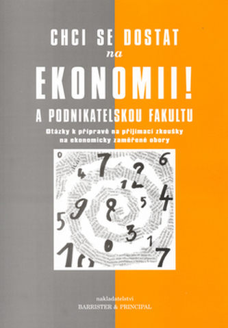 Chci se dostat na ekonomii! a podnikatelskou fakultu - Pavla Holubová