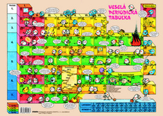 Veselá periodická tabužka - Slavomír Koyš; Z. Koyšová
