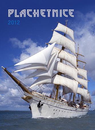 Plachetnice - nástěnný kalendář 2012
