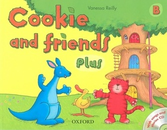 Cookie and friends Plus B - Vanessa Reilly