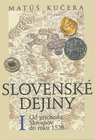 Slovenské dejiny I - Matúš Kučera