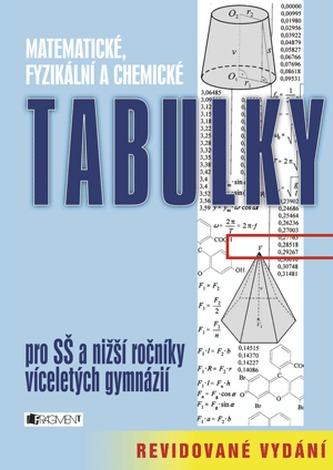 Matematické, fyzikální a chemické tabulky - Bohumír Kotlík; Vladimír Lank; Miroslav Vondra