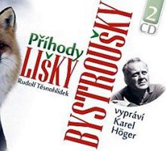 Příhody lišky Bystroušky - Rudolf Těsnohlídek; Jan Skácel