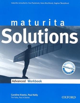Maturita Solutions Advanced Workbook