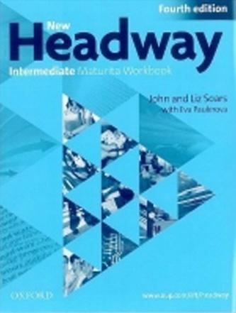 New Headway Intermediate Maturita Workbook - Liz Soars; John Soars; E. Paulerová
