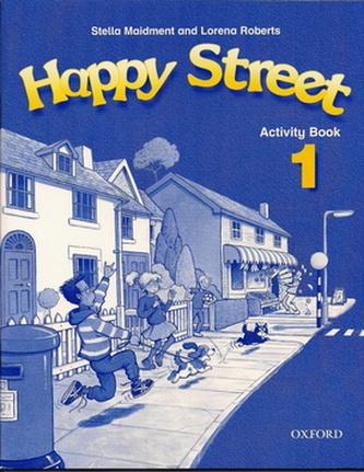 Happy Street 1 Activity Book - Stella Maidment; L. Roberts