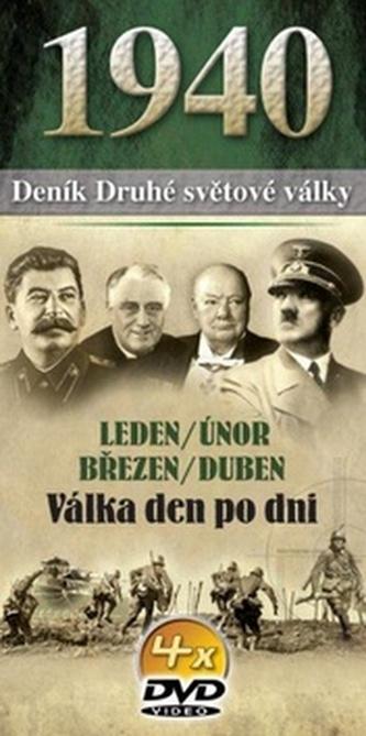 Deník 2. světové války 1940