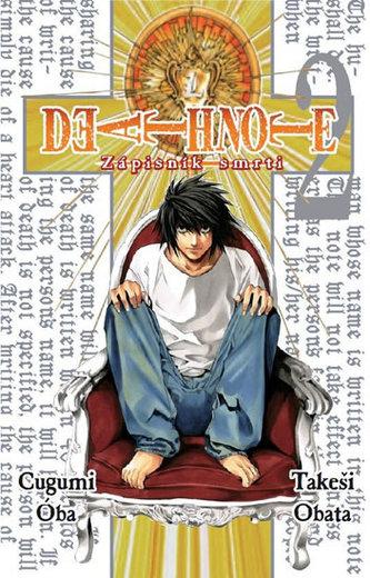 Death Note 2 - Takeši Obata
