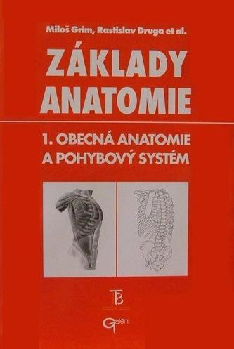 Základy anatomie 1. - Miloš Grim; Rastislav Druga