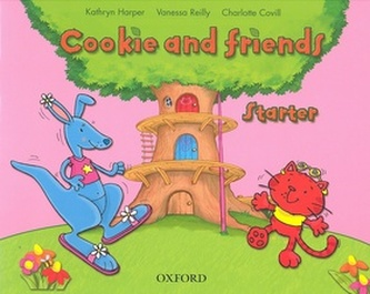Cookie and friends Starter - Vanessa Reilly