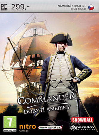 Commander: Dobytí Ameriky